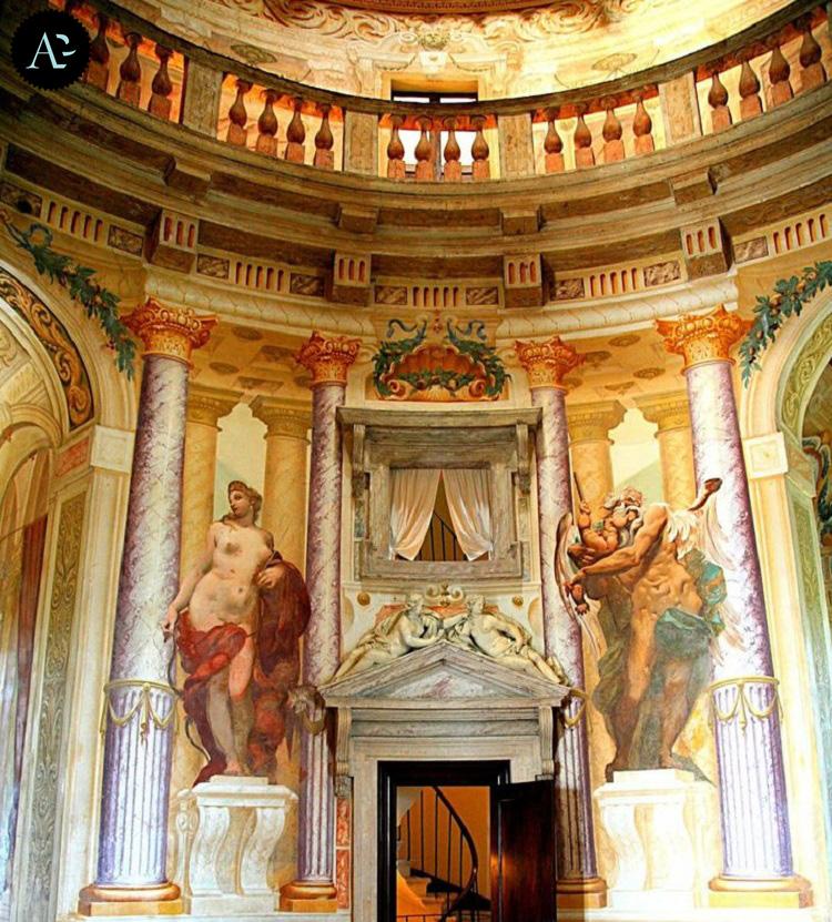 Villa Palladio Vicenza 3