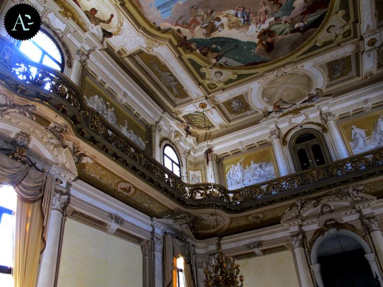 Interni Di Villa Pisani : Una domenica al museo: villa pisani