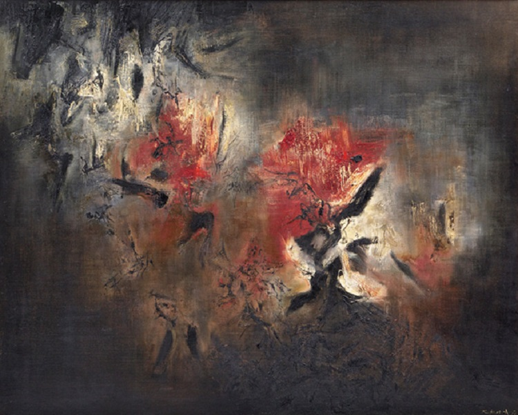 Zao-Wou-Ki-Abstraction