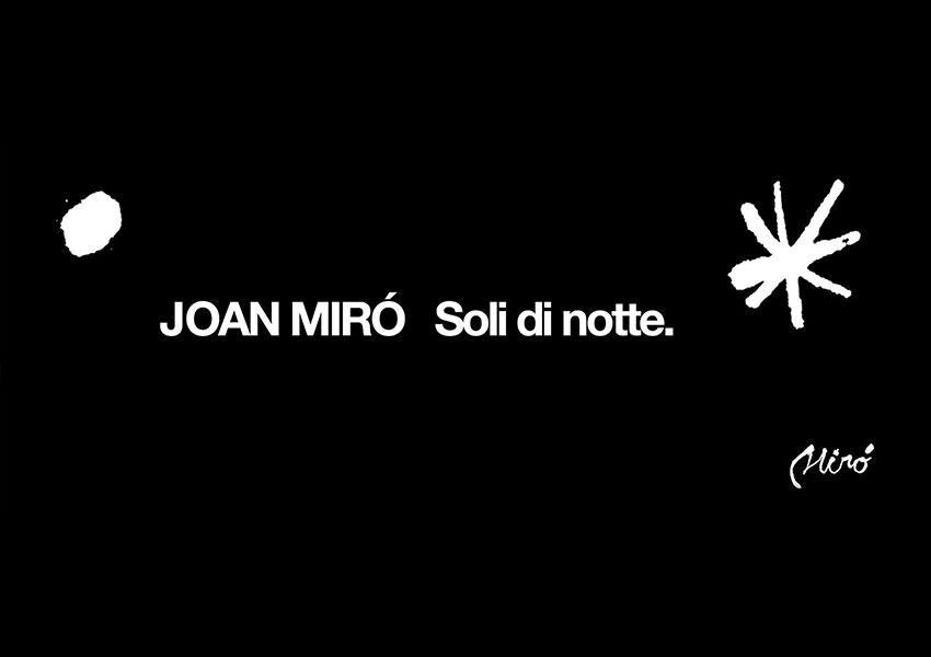 Joan Mirò | mostre da vedere