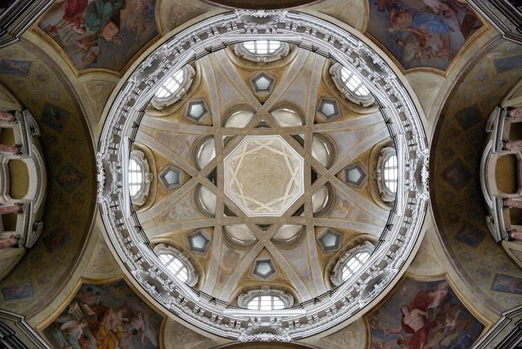 cupola Guarino Guarini