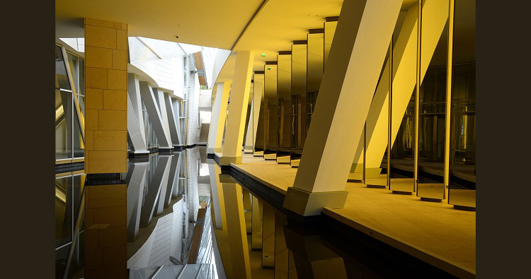 FRANCE-ARCHITECTURE-ART-FONDATION VUITTON