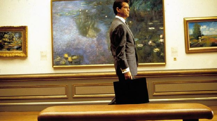 BKBNYR THE THOMAS CROWN AFFAIR (1999) PIERCE BROSNAN THAF 010