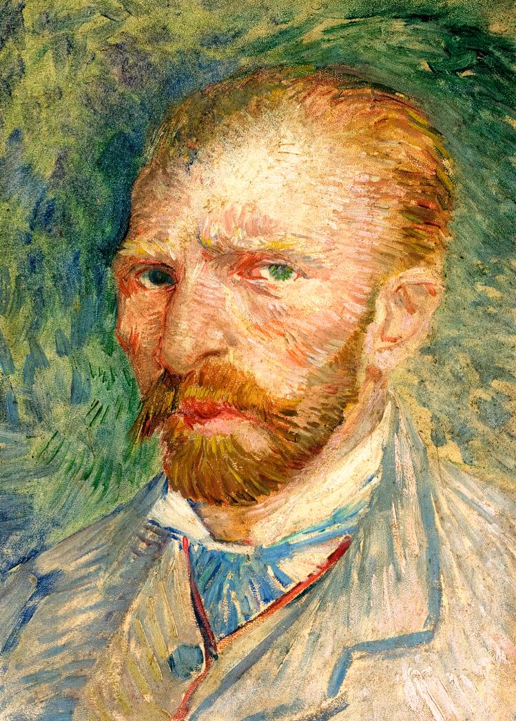 Autoritratto | Vincent Van Gogh | mostre Verona