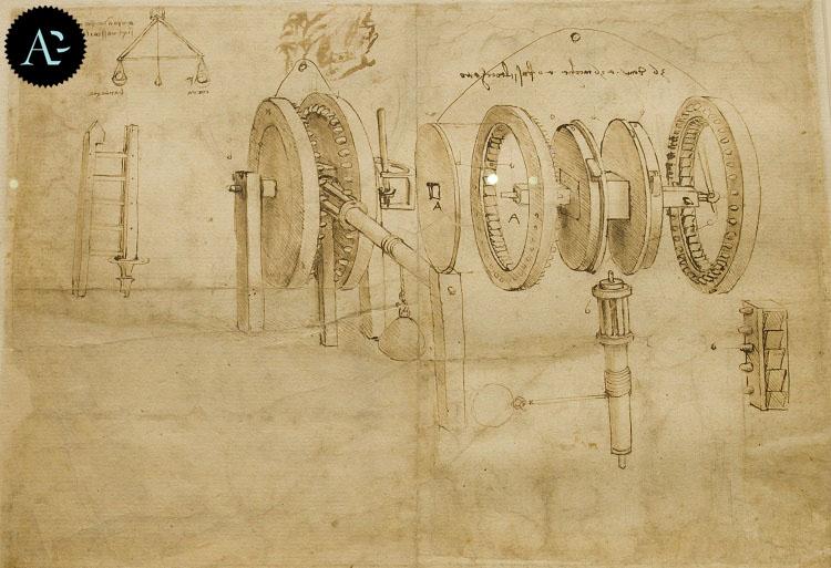 mostra Leonardo 4