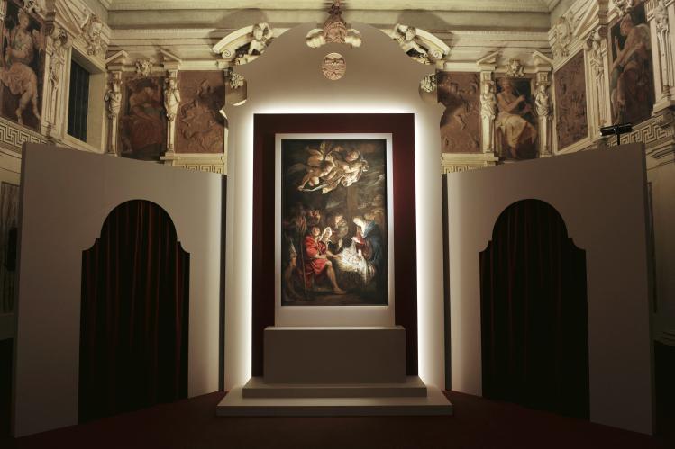 Adorazione dei pastori | Pieter Paul Rubens | mostre Milano
