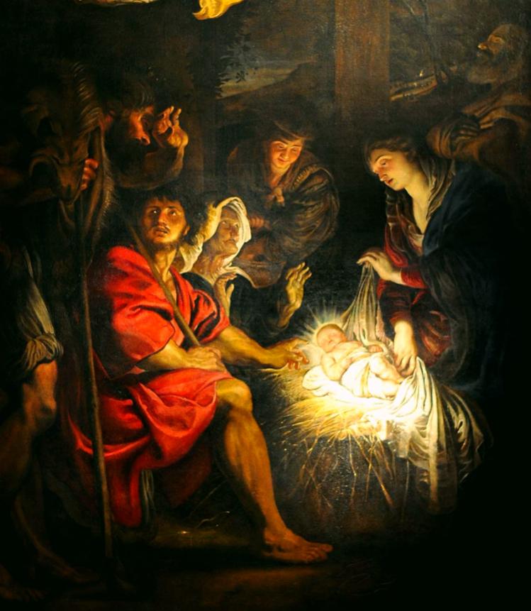 Adorazione dei pastori | Pieter Paul Rubens