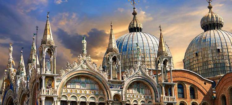 Basilica San Marco | cupole