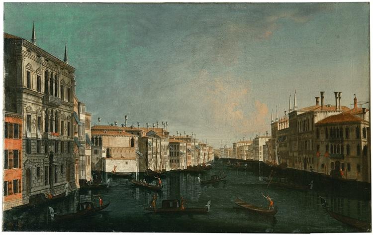 Scorci di Venezia. Francesco Tironi