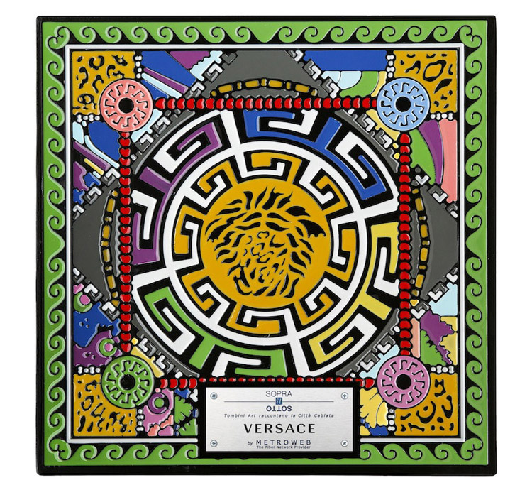 tombino-art-Versace